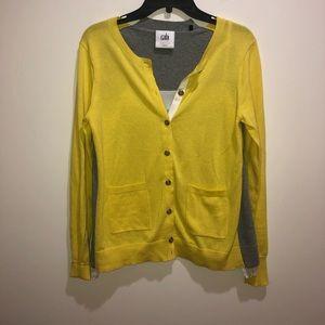 Cabi Love Carol Size Medium Belle Cardigan Sweater